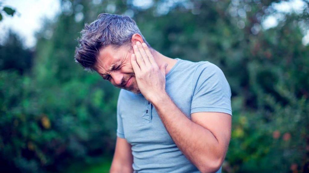 , Gnatologia con dolore all'orecchio